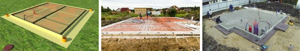 Ушп утепленная шведская плита цена Раменский район